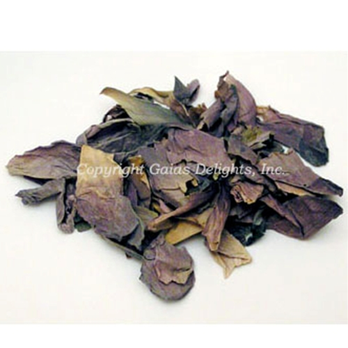 Blue Lotuslily Flowers Extracts Resins
