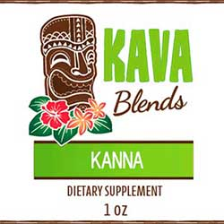 Happy Kava Kanna Tincture Blend