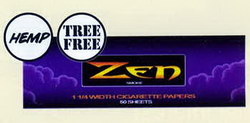 Rolling Papers - Zen (Hemp)