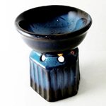 Ceramic Oil Burner (Copal Chalice)