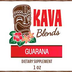 Happy Kava Guarana Tincture Blend