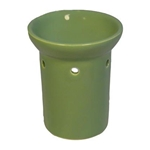 Ceramic Oil Burner (Sage Green)