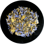 """Diviner's Three"" Incense Burning Blend"